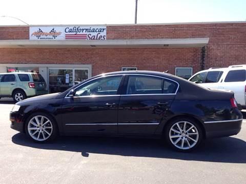 2007 Volkswagen Passat for sale at Californiacar Sales in Santa Maria CA