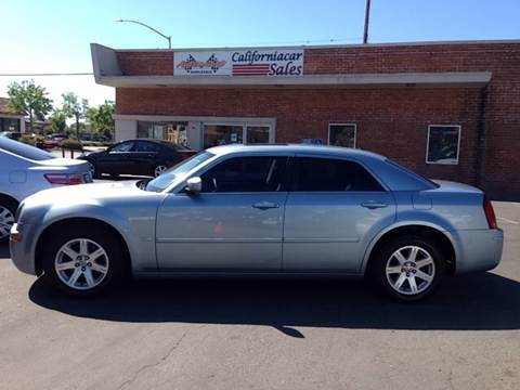 2006 Chrysler 300 for sale at Californiacar Sales in Santa Maria CA