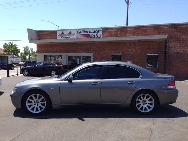 2004 BMW 7 Series for sale at Californiacar Sales in Santa Maria CA