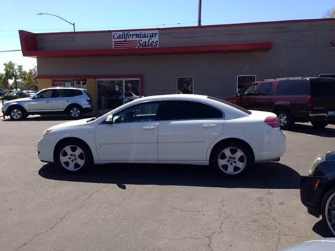2007 Saturn Aura for sale at Californiacar Sales in Santa Maria CA