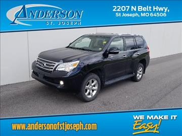 2011 Lexus GX 460 for sale in St Joseph, MO