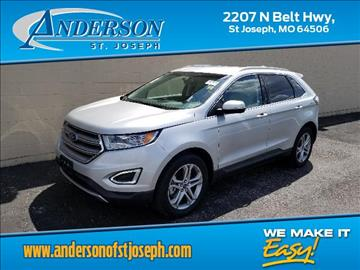 2016 Ford Edge for sale in St Joseph, MO