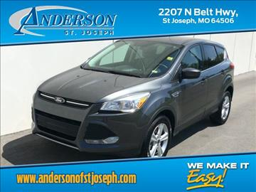 2015 Ford Escape for sale in St Joseph, MO