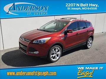 2014 Ford Escape for sale in St Joseph, MO