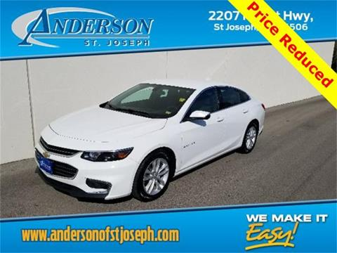 2017 Chevrolet Malibu for sale in St Joseph, MO