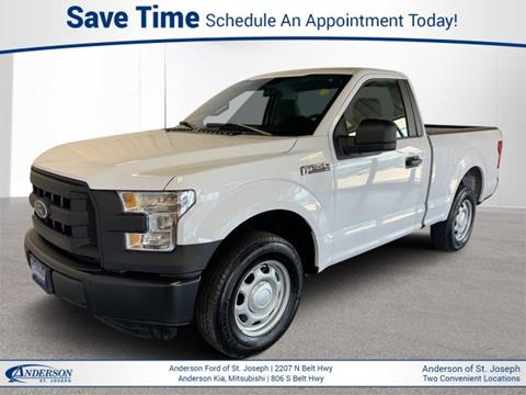 Ford Trucks For Sale >> 2016 Ford F 150 For Sale In Saint Joseph Mo