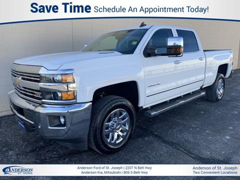 2016 Chevrolet Silverado 3500HD for sale in St Joseph, MO