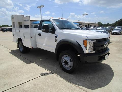2017 Ford F-450 Super Duty for sale in Rockdale, TX