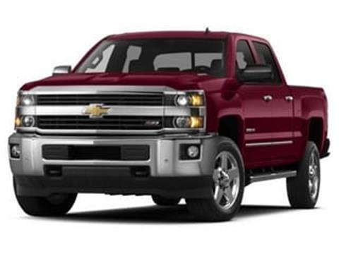2015 Chevrolet Silverado 2500HD for sale in Rockdale, TX