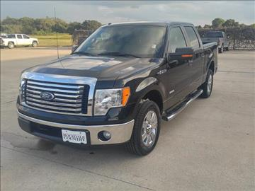 2012 Ford F-150 for sale in Rockdale, TX
