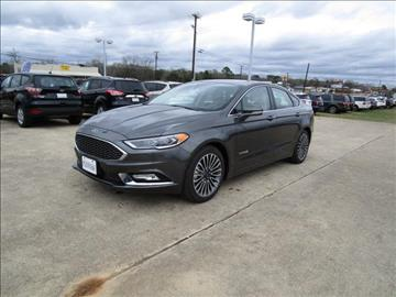 2017 Ford Fusion Hybrid for sale in Rockdale, TX