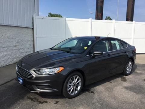 2017 Ford Fusion for sale in Lincoln, NE