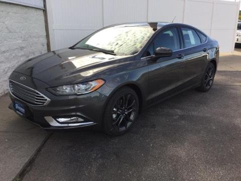 2018 Ford Fusion for sale in Lincoln, NE
