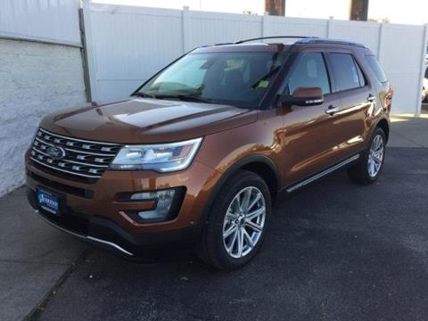 2017 Ford Explorer for sale in Lincoln, NE