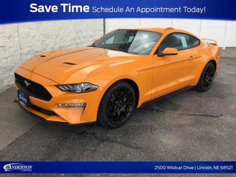 2019 Ford Mustang for sale in Lincoln, NE