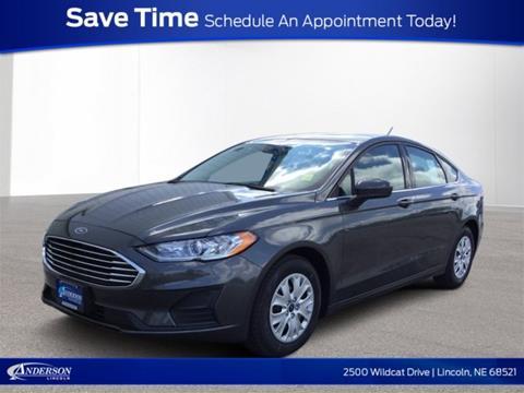 2019 Ford Fusion for sale in Lincoln, NE