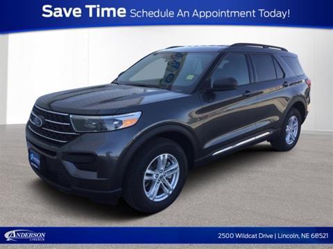 2020 Ford Explorer for sale in Lincoln, NE