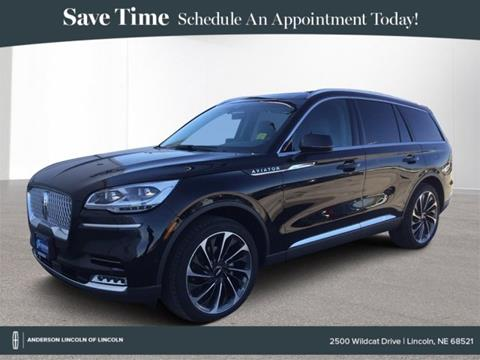 2020 Lincoln Aviator for sale in Lincoln, NE