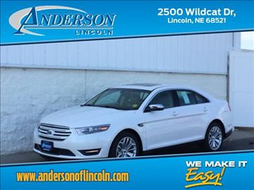 2016 Ford Taurus for sale in Lincoln, NE