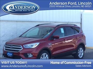 2017 Ford Escape for sale in Lincoln, NE