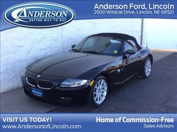 2006 BMW Z4 for sale in Lincoln, NE