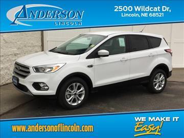 2017 Ford Escape for sale in Lincoln, NE