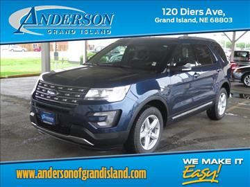 2017 Ford Explorer for sale in Grand Island, NE