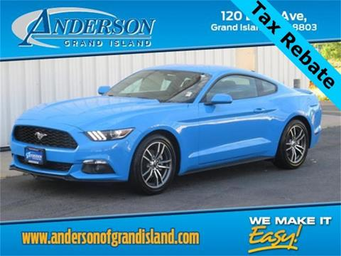 2017 Ford Mustang for sale in Grand Island, NE