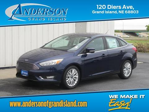2017 Ford Focus for sale in Grand Island, NE