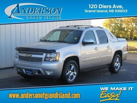 2013 Chevrolet Black Diamond Avalanche for sale in Grand Island, NE