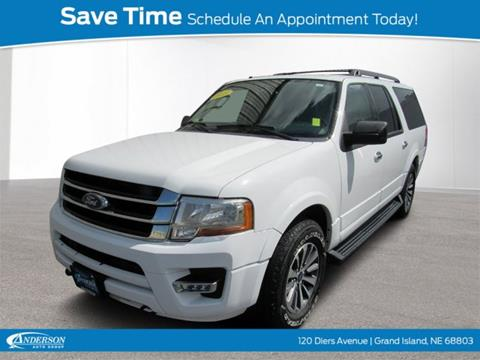 2015 Ford Expedition EL for sale in Grand Island, NE