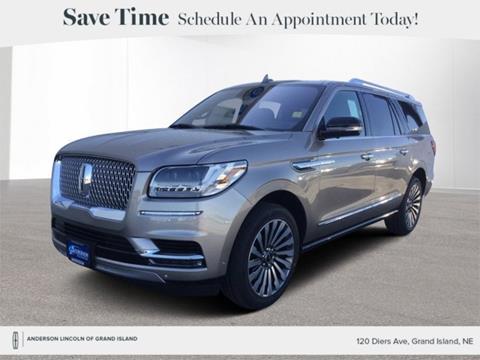 2019 Lincoln Navigator L for sale in Grand Island, NE