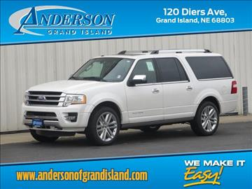 2017 Ford Expedition EL for sale in Grand Island, NE