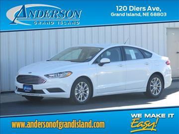 2017 Ford Fusion for sale in Grand Island, NE