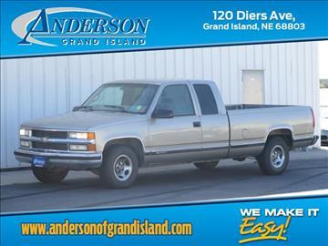 1998 Chevrolet C/K 1500 Series for sale in Grand Island, NE