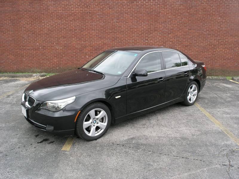2008 BMW 5 Series AWD 535xi 4dr Sedan - North Kansas City MO