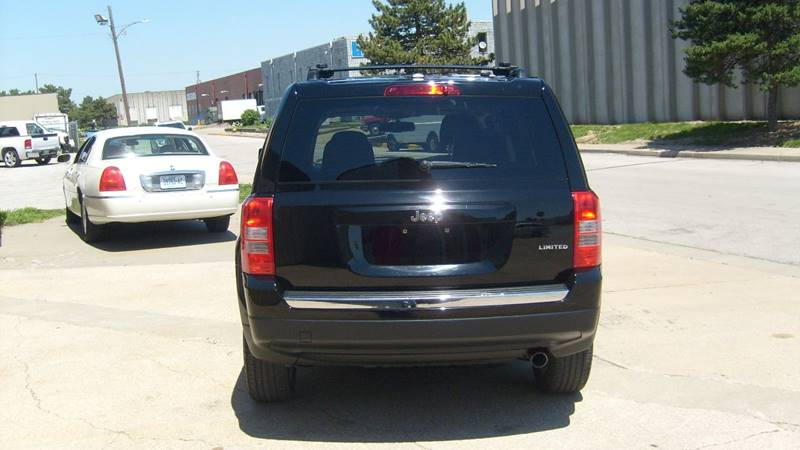 2012 Jeep Patriot Limited 4dr SUV - North Kansas City MO