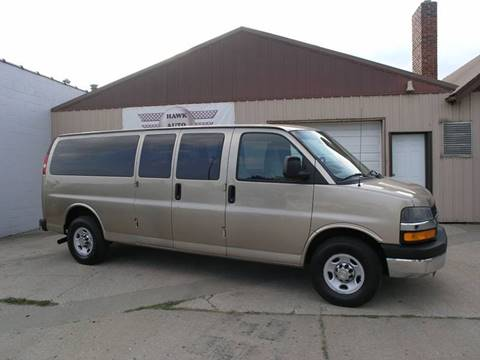 2012 Chevrolet Express Passenger for sale in North Kansas City, MO
