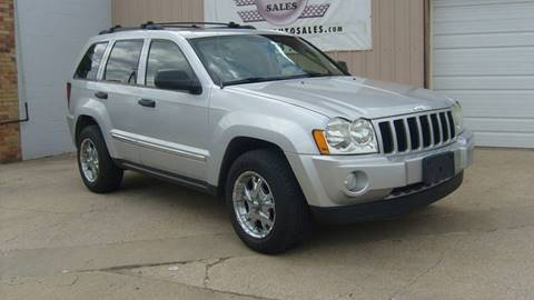 2005 Jeep Grand Cherokee for sale in North Kansas City, MO