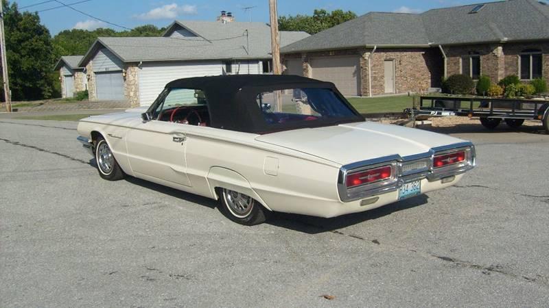 1964 Ford Thunderbird Convertible - North Kansas City MO
