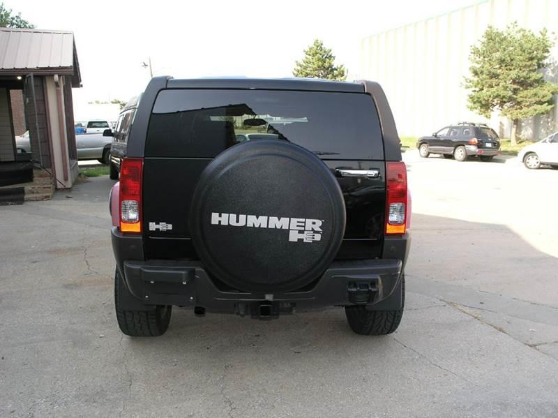 2008 HUMMER H3 4x4 4dr SUV - North Kansas City MO