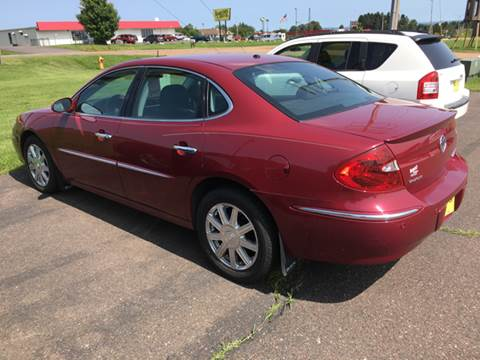 2005 Buick LaCrosse for sale in Rice Lake, WI