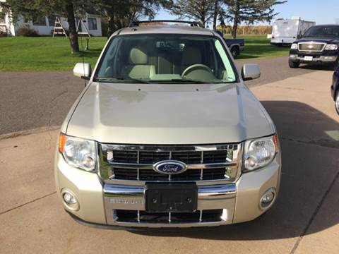2010 Ford Escape for sale in Rice Lake, WI