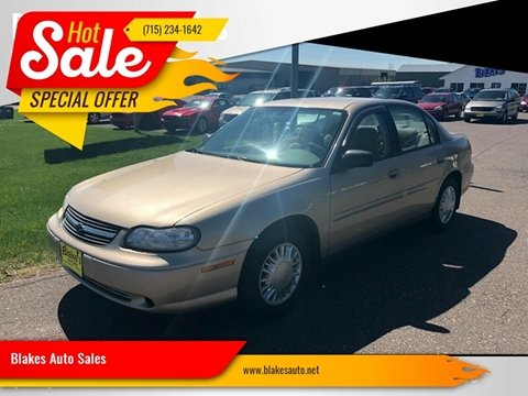 2005 Chevrolet Classic for sale in Rice Lake, WI