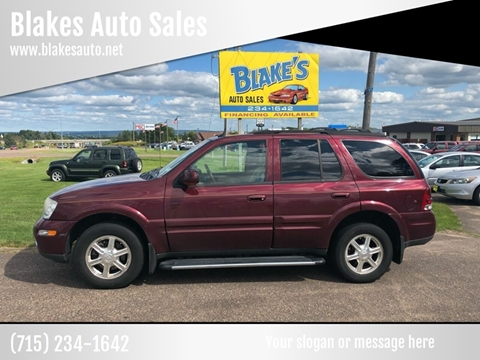 2005 Buick Rainier for sale in Rice Lake, WI