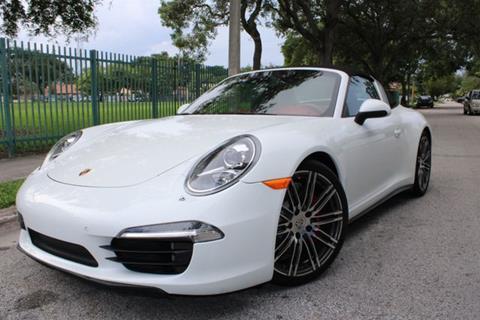 2015 Porsche 911 for sale in Miami, FL