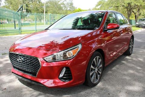 2018 Hyundai Elantra GT for sale at OCEAN AUTO SALES in Miami FL