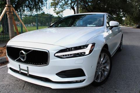 2018 Volvo S90 for sale at OCEAN AUTO SALES in Miami FL