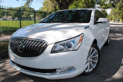 2016 Buick LaCrosse for sale in Miami, FL
