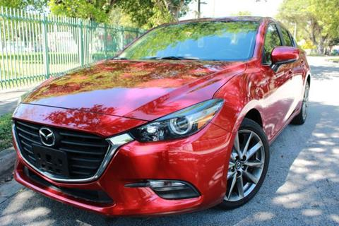 2018 Mazda MAZDA3 for sale at OCEAN AUTO SALES in Miami FL